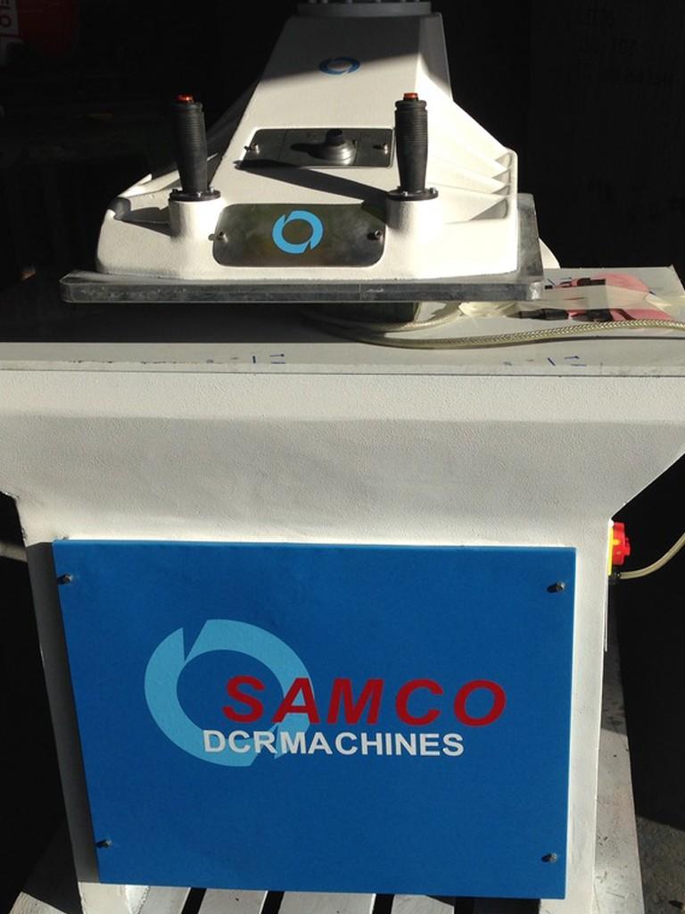 SAMCO GSB 3C 22 TON PRESSURE WITH HEAD SIZE 650 X 550